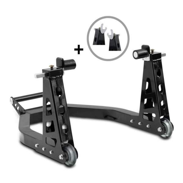 Motorcycle paddock stand rear ConStands Superlight Universal with carb