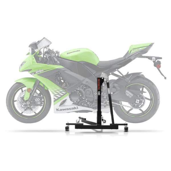 Motorbike ConStands Power Evo Central Stand Paddock Lift black without