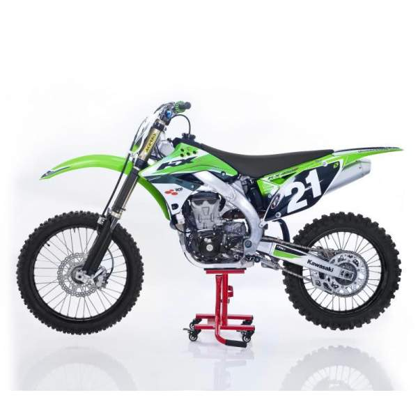 ConStands MX Paddock Stand Dolly Mover for Dirt Bike Moto Cross Supe