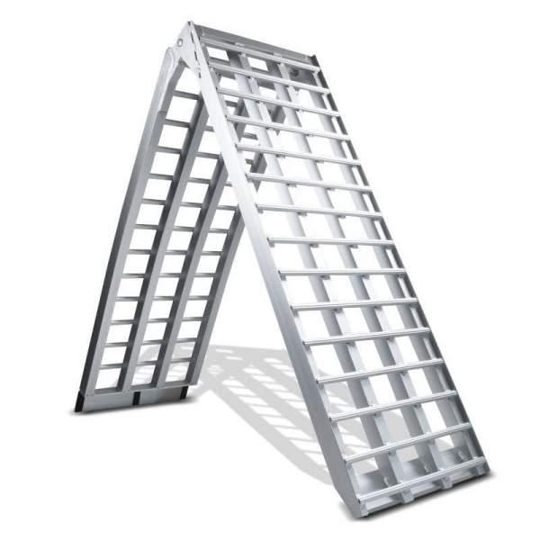 Rampa foldabila Constands V max 750 kg aluminiu
